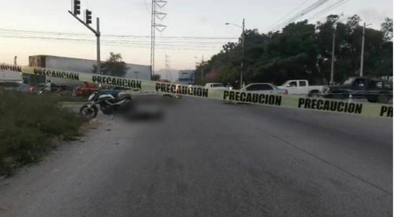 Guardia pide «jalón» para visitar a su mamá enferma y muere en el camino por una rastra