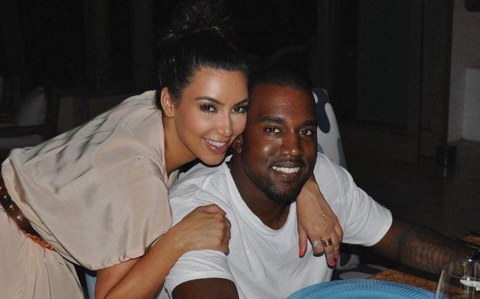 Kim y Kanye divorcio
