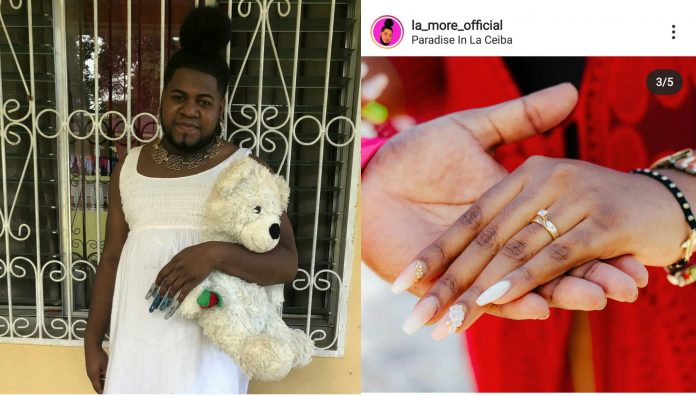 La More propone matrimonio novia