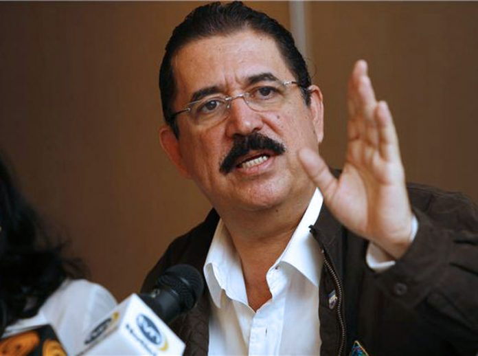 Manuel Zelaya elecciones