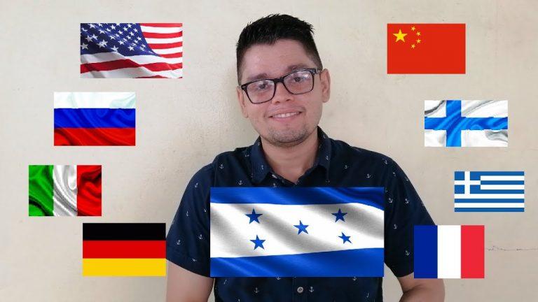 Hondureño se vuelve viral en Internet: ¡Habla en nueve idiomas!