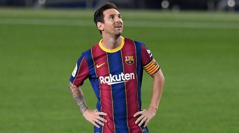 Lionel Messi es el mejor jugador de la década; Cristiano el segundo