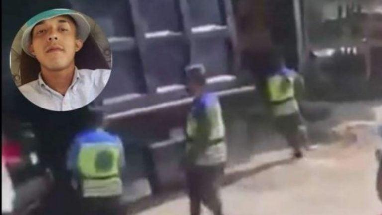 TGU: dejan en libertad a militar acusado de matar a Erick Barrientos