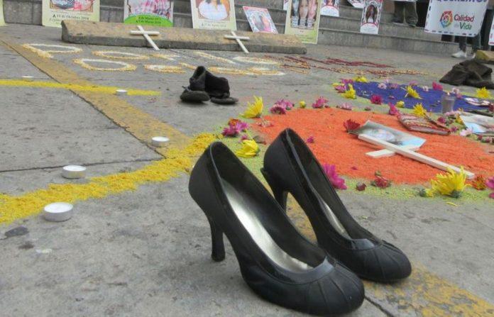 Muertes de mujeres en 2021