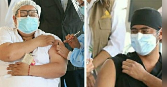 vacuna contra COVID-19 Honduras