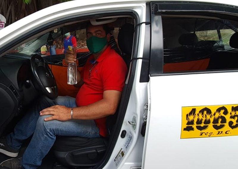 taxistas prioridad vacuna COVID-19
