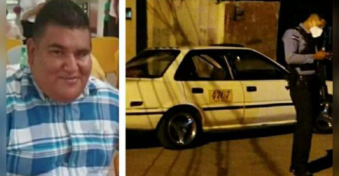 matan taxista Las Ayestas