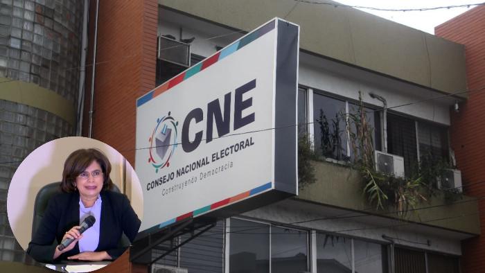 """Rixi Moncada: En el CNE hay una """"grave crisis interna"""" a un mes de elecciones"""