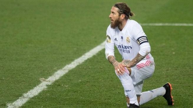 Sergio Ramos fuera de seis a ocho semanas tras su operación