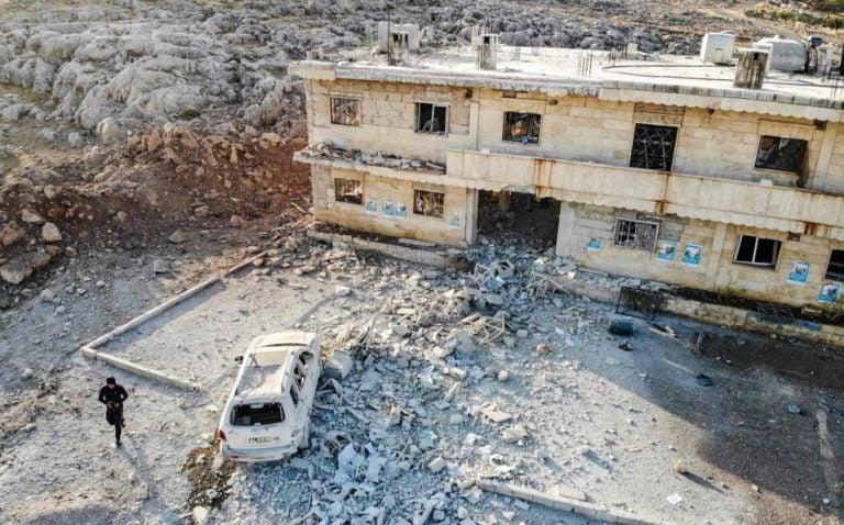Siria advierte que el ataque de Estados Unidos traerá «consecuencias»