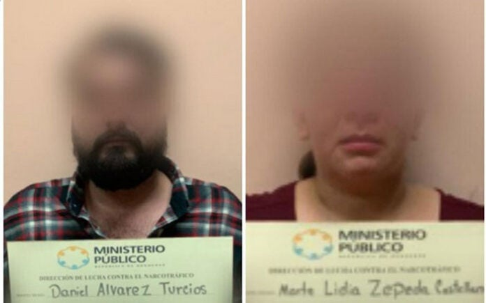 Prisión preventiva testaferros Orlando Pinto