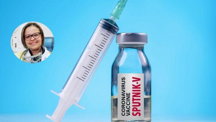 científica hondureña vacuna rusa
