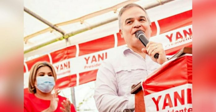 Movimiento Yanista suspende actos públicos