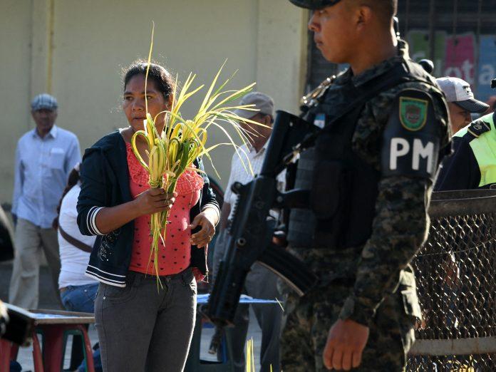 circular en Honduras Semana Santa 2021
