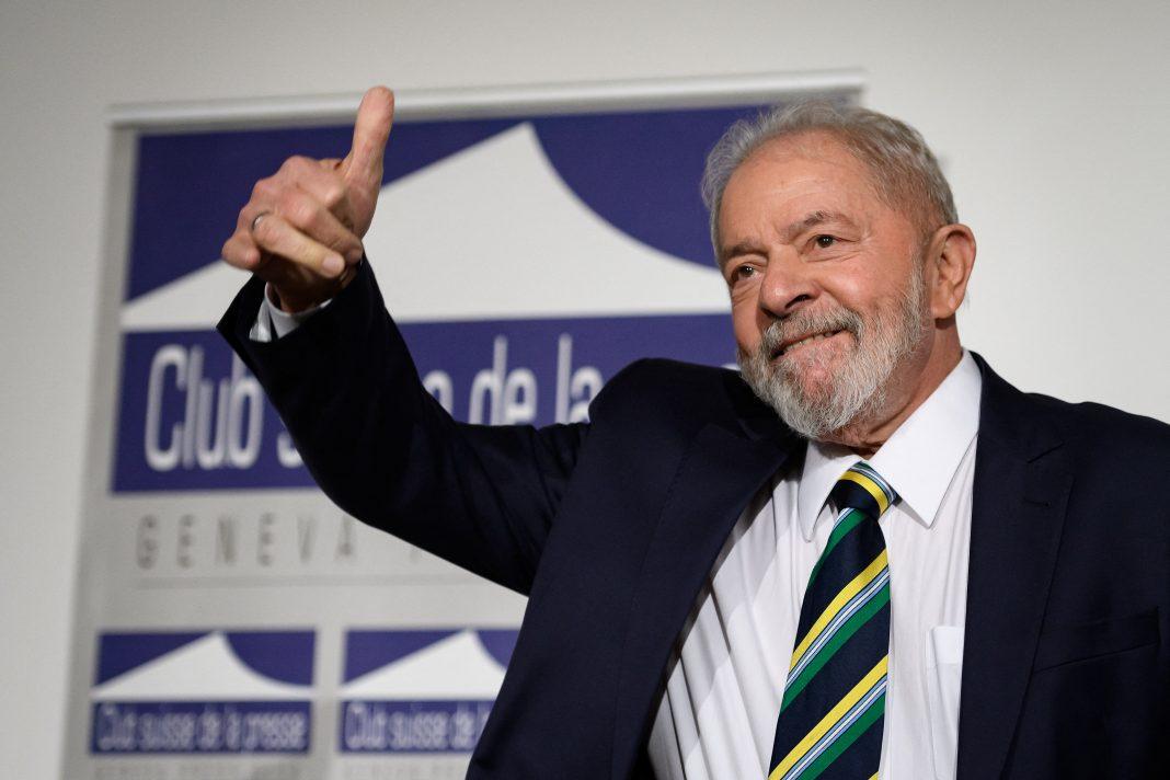 expresidente brasileño Lula da Silva