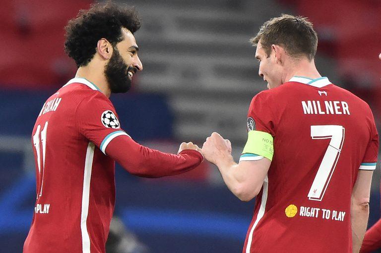 Salah y Mané sellan el pase a cuartos del Liverpool en Champions League