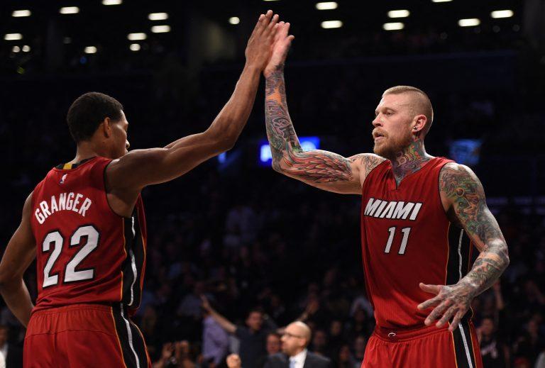 Miami Heat suspende a jugador por insulto antisemita