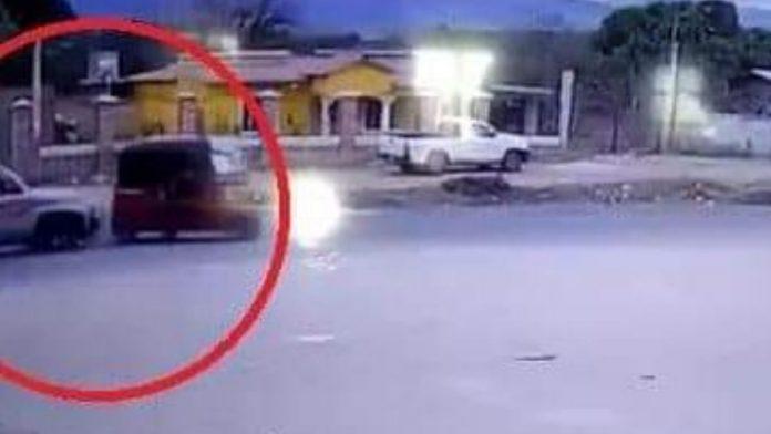 niño murió en carretera Olancho