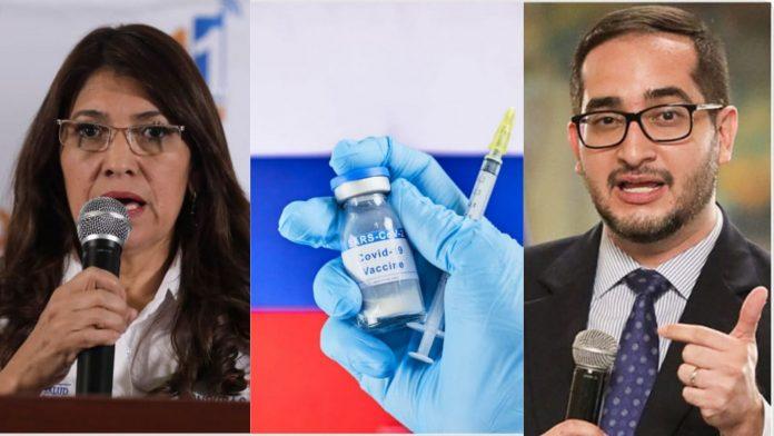 vacuna rusa sputnik v Honduras
