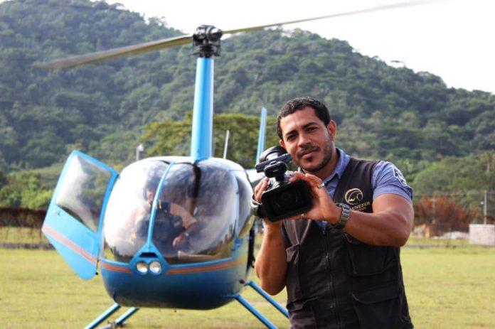 Fallece por COVID-19 el camarógrafo Geovani Santos