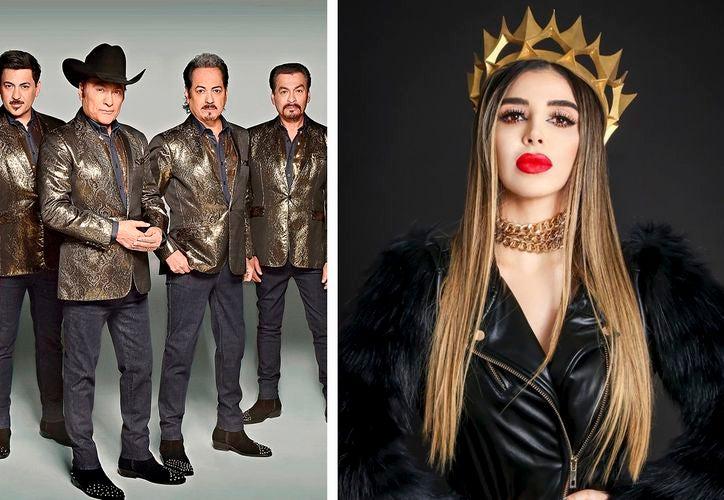 Emma Coronel se convertiría en la inspiración de una canción de Los Tigres del Norte