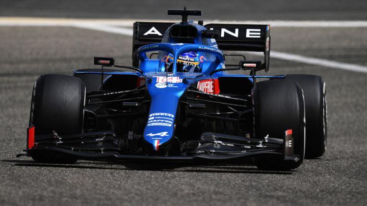 Fernando Alonso regresa a lo grande a Fórmula 1: Así fue su debut con Alpine