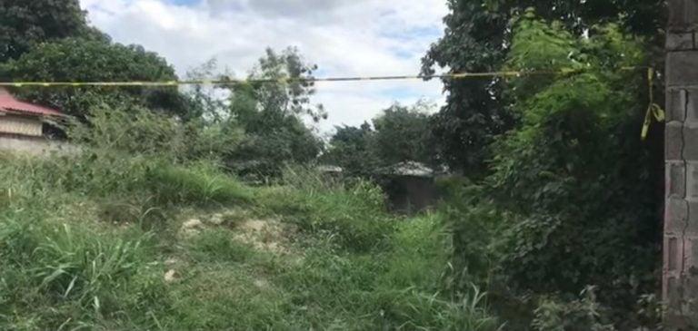 En solar baldío, hallan cadáver de un hombre en la colonia Luisiana de SPS