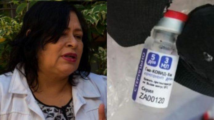 Microbiólogos vacunas falsas Honduras