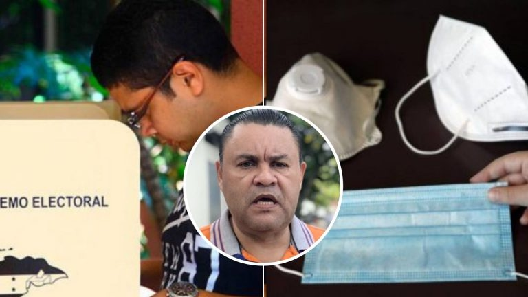 Dr Umaña: ¿Cuál mascarilla protegerá mejor en las elecciones? Hay una 0 % recomendada