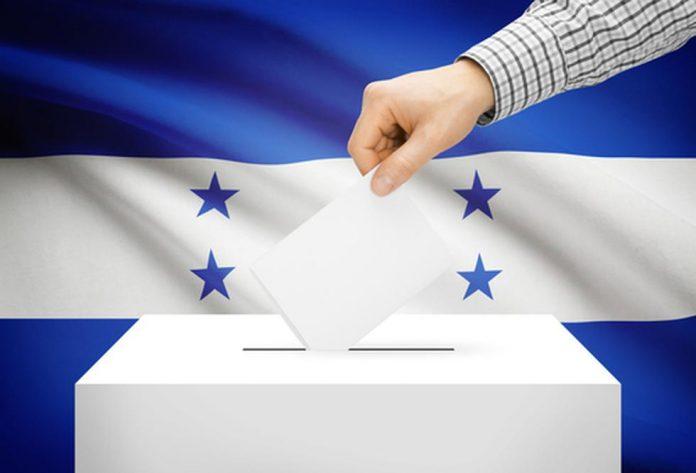 Centro de votación que dará inicio a las elecciones