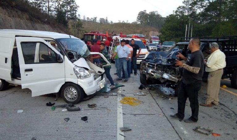 Más de 200 personas han muerto en accidentes de tránsito en 2021