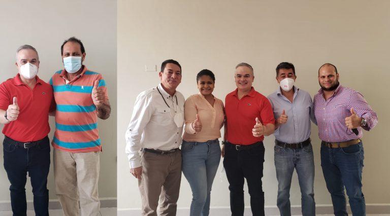 Yani consolida unidad liberal en FM con adhesiones de más candidatos a alcaldes