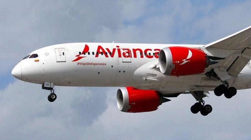 Avianca suspende rutas Honduras