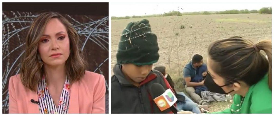 Satcha Pretto llanto niño hondureño
