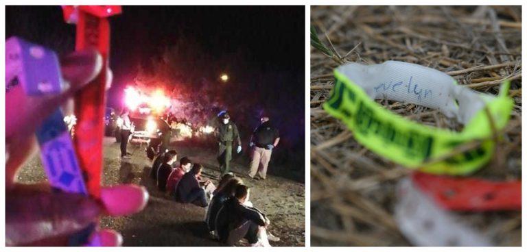 """Pulseras de colores, así marcan los """"coyotes"""" a migrantes que llevan a EEUU"""