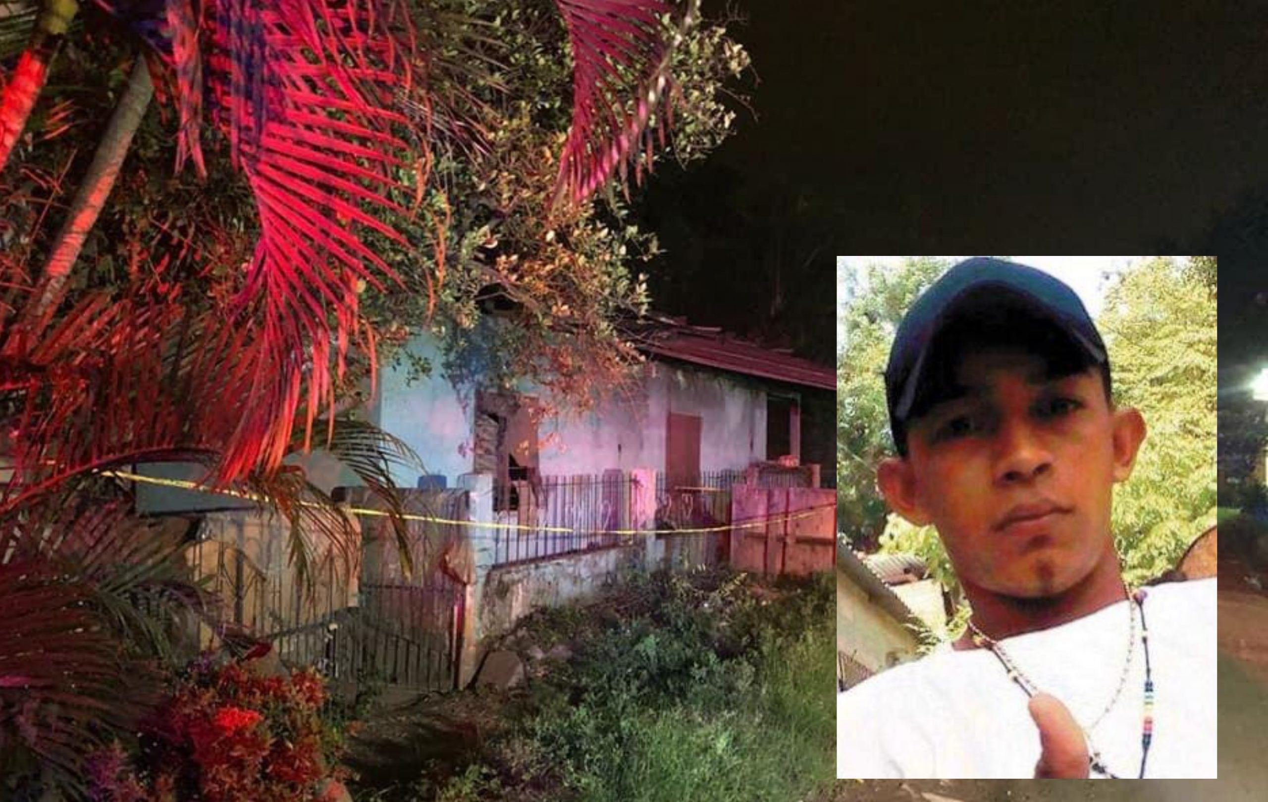 Jóvenes torturados en Casa Loca Chamelecón