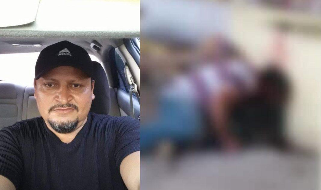 Matan a hombre en Villanueva