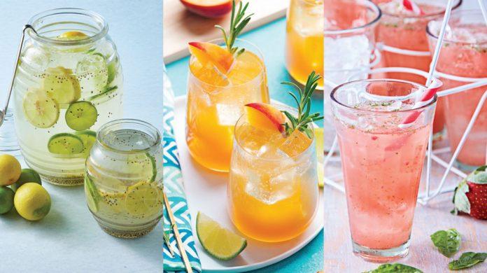 bebidas para disfrutar verano