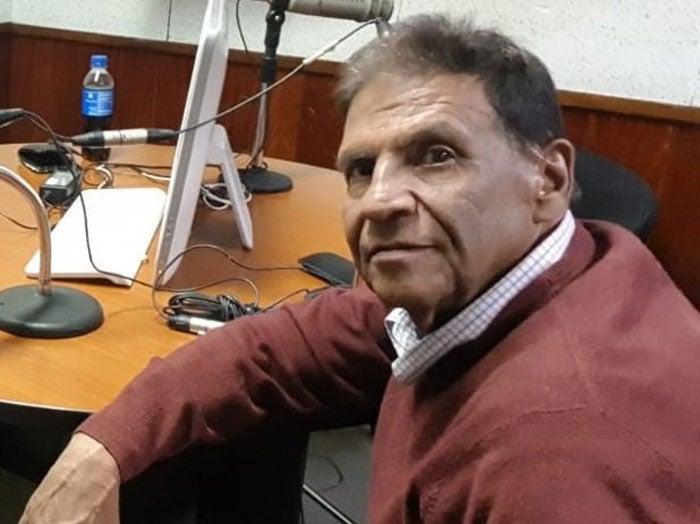COVID-19: Fallece David «El Puma» Andino, reconocido narrador deportivo