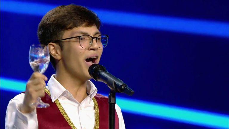 «Es brutal lo que hace»: Sampedrano «pasa a la historia» en Got Talent España