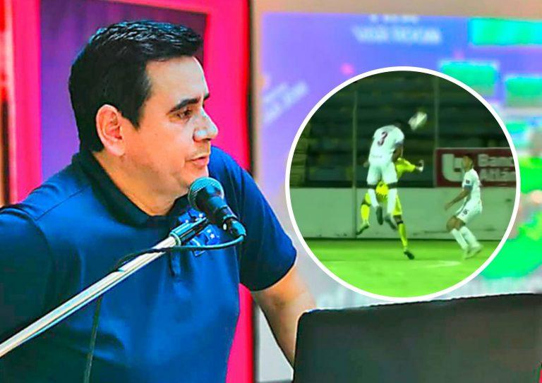 Comisión de Arbitraje defiende las decisiones en el Olimpia vs Real España