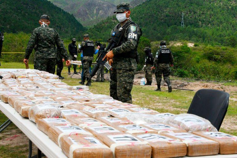EEUU lanza nuevo informe sobre narcotráfico y menciona Honduras; ¿Qué dice?