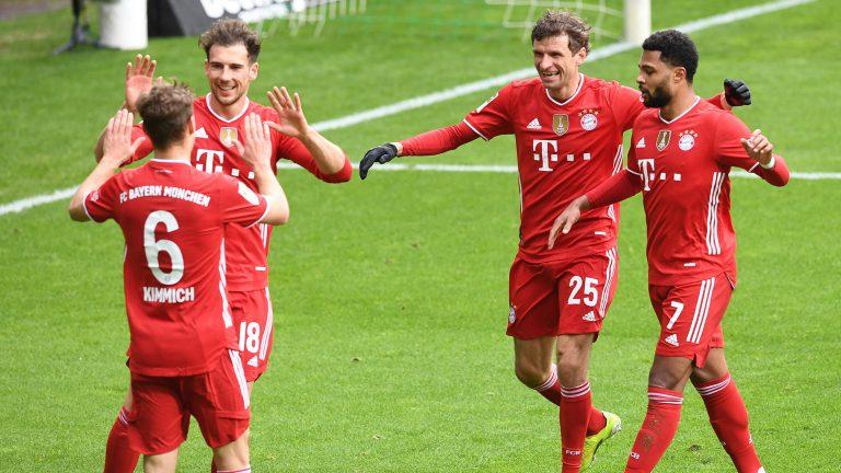 Bayern Múnich vence 3-1 al Bremen y es super líder