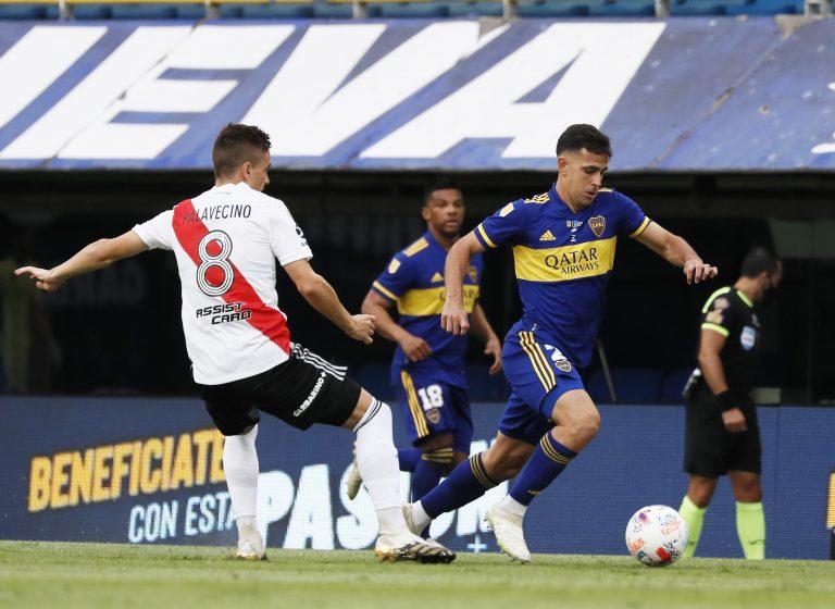 Boca Juniors y River Plate reparten puntos en la Bombonera