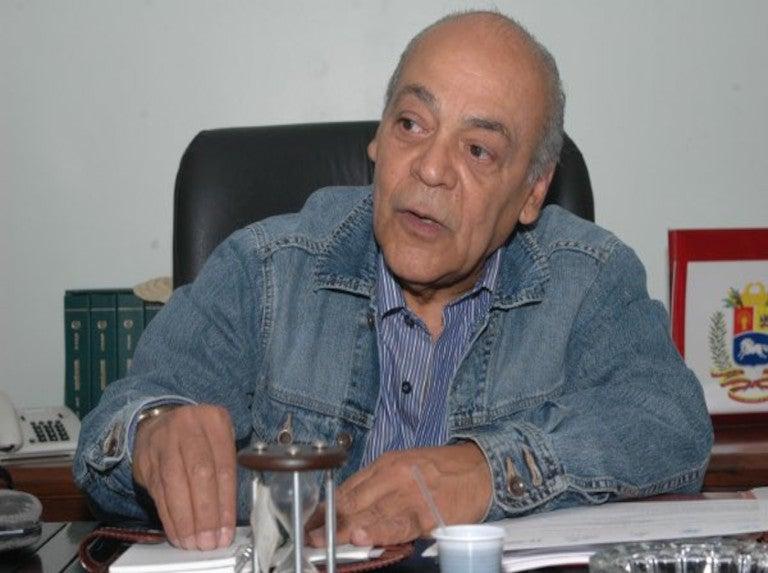Fallece Filinto Duran, exembajador de Venezuela en Honduras