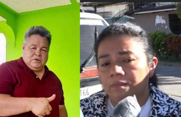 Atlántida: mujer relata cómo mataron a su esposo en centro de votación