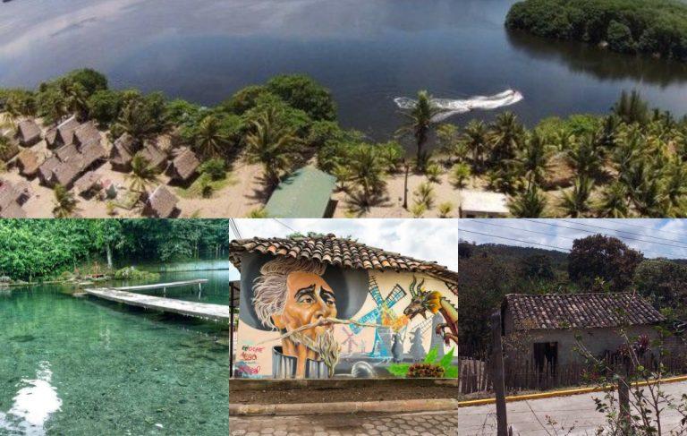 «Pueblitos tranquilos y con encanto» ubicados en la zona noroccidental de Honduras