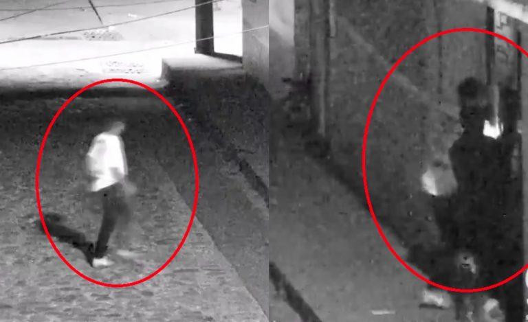 Lempira: video capta a sujetos cuando intentan perpetrar un robo