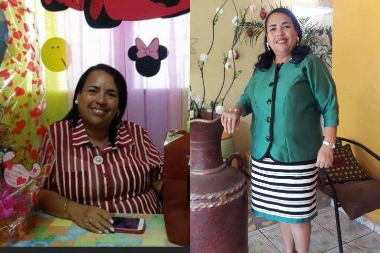Por COVID, muere Nusly Chavarría, la «solidaria» regidora y docente de Villanueva