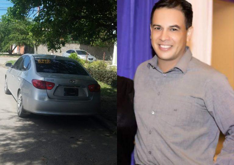 SPS: hallan supuesto vehículo que usaron para matar a empresario